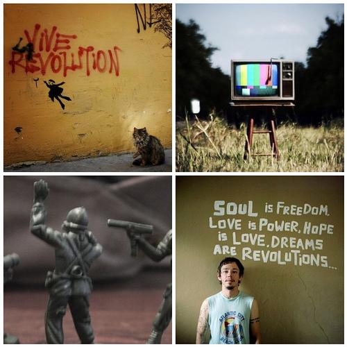 flickr faves: revolution