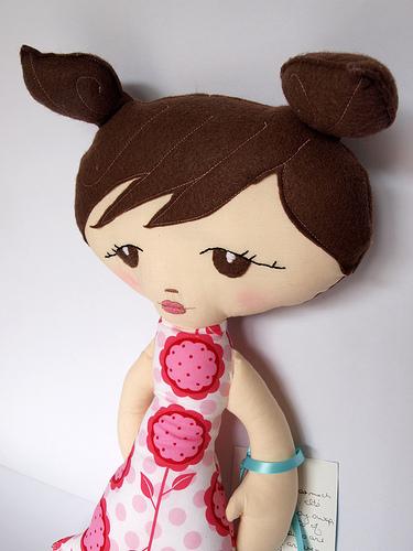 ricebabies doll